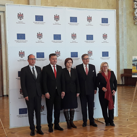 """Organizarea conferinței """"Cooperarea transfrontalieră: Beneficiile frontierelor comune pentru anii 2014-2020"""""""
