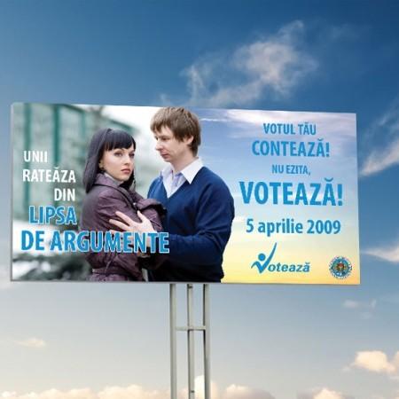 Alegeri Parlamentare - 2009