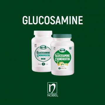 Рекламная кампания Glucosamine