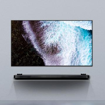 Рекламная кампания OLEDTV
