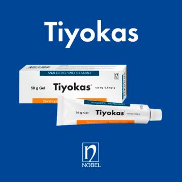 Рекламная кампания Tiyokas
