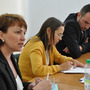 Workshop pentru autoritățile penitenciare din Transnistria