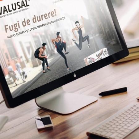 Promovare online - Valusal