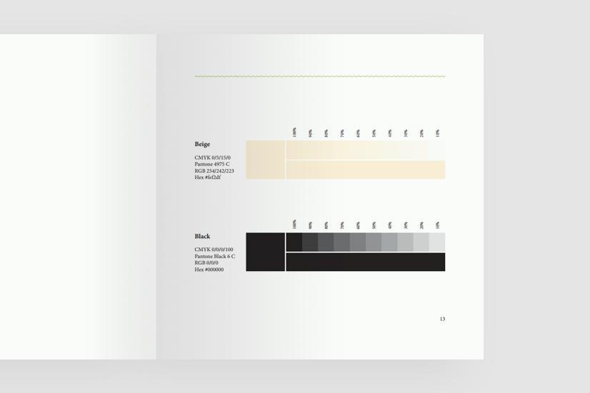 Biocămara – brand guidline elaboration