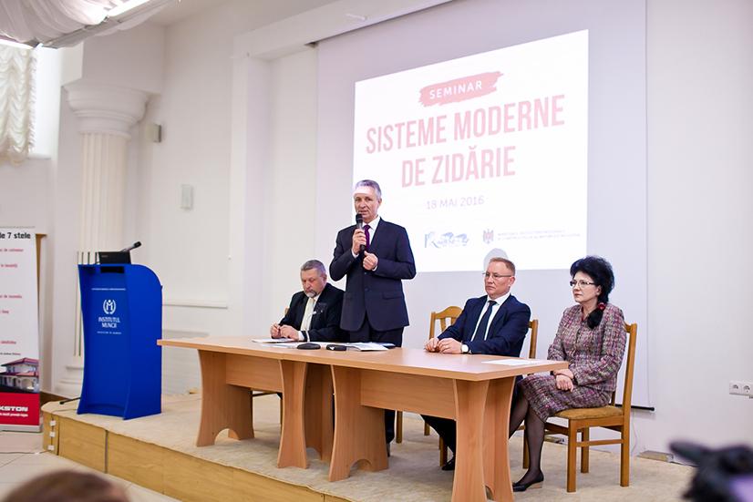 Seminar - Sisteme moderne de zidărie