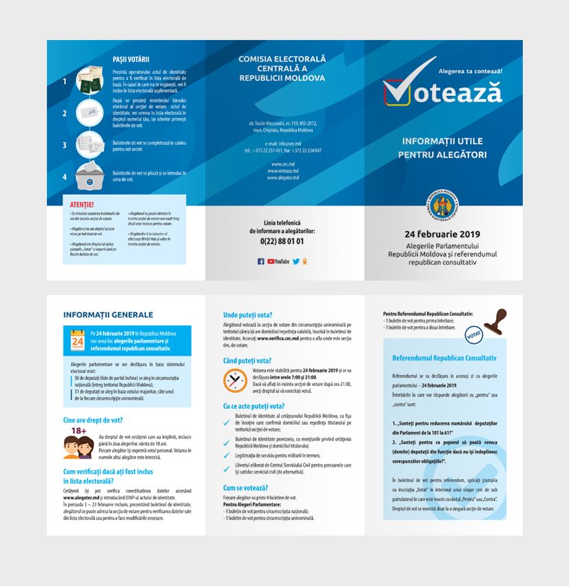 Elections of the Parliament of the Republic of Moldova - 2019