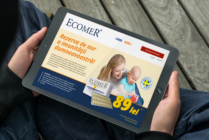 Promovare online - Ecomer
