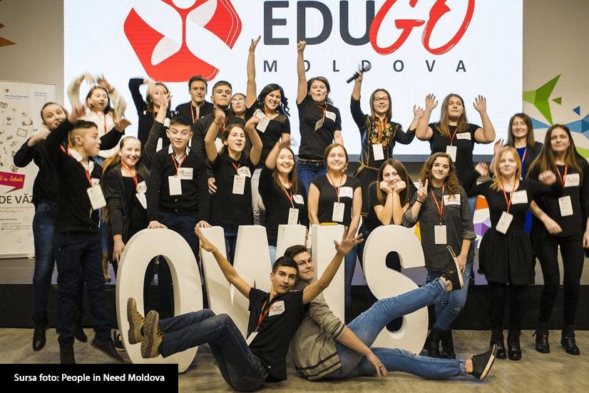Identitatea conferinței naționale - EduGO
