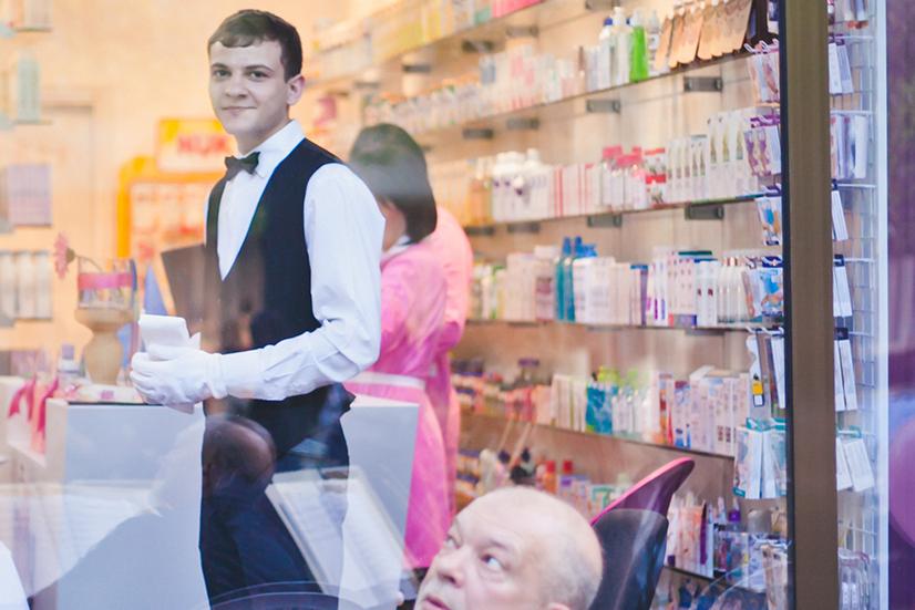 Deschiderea farmaciei Elody