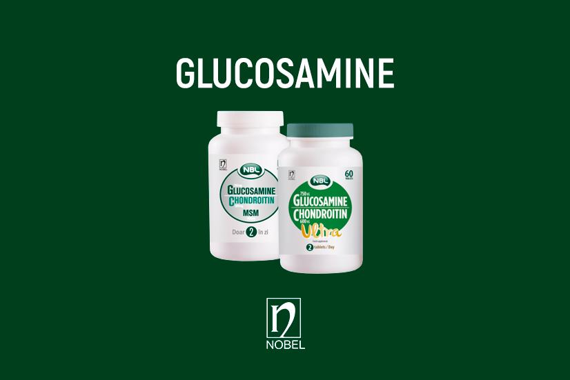 Campanie publicitară Glucosamine
