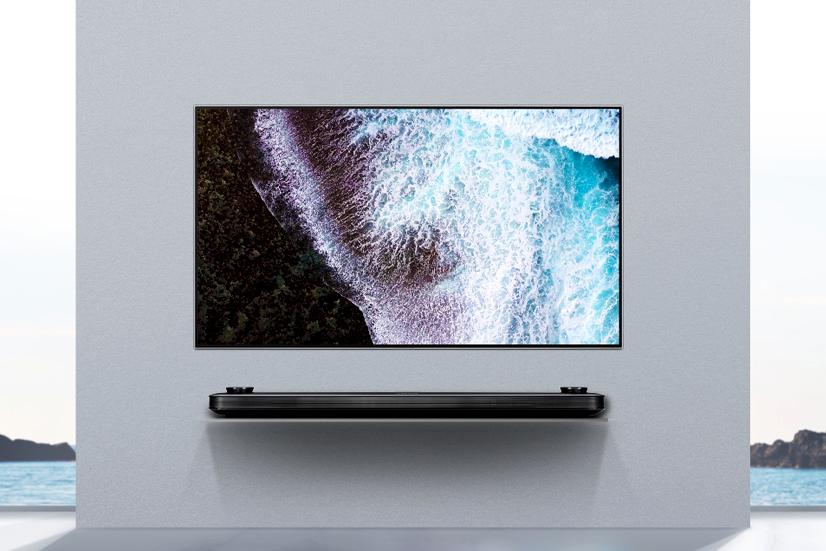 Campanie publicitară OLEDTV