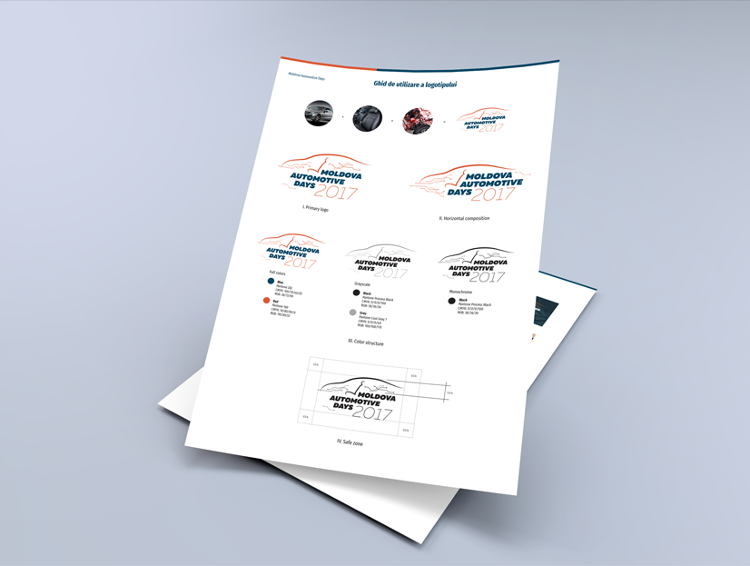 Elaborare logotip, identitate și materiale de comunicare