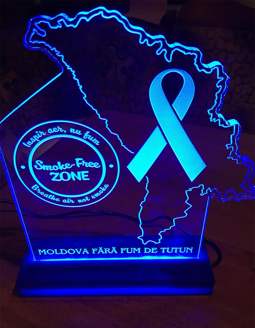Moldova fără fum de tutun