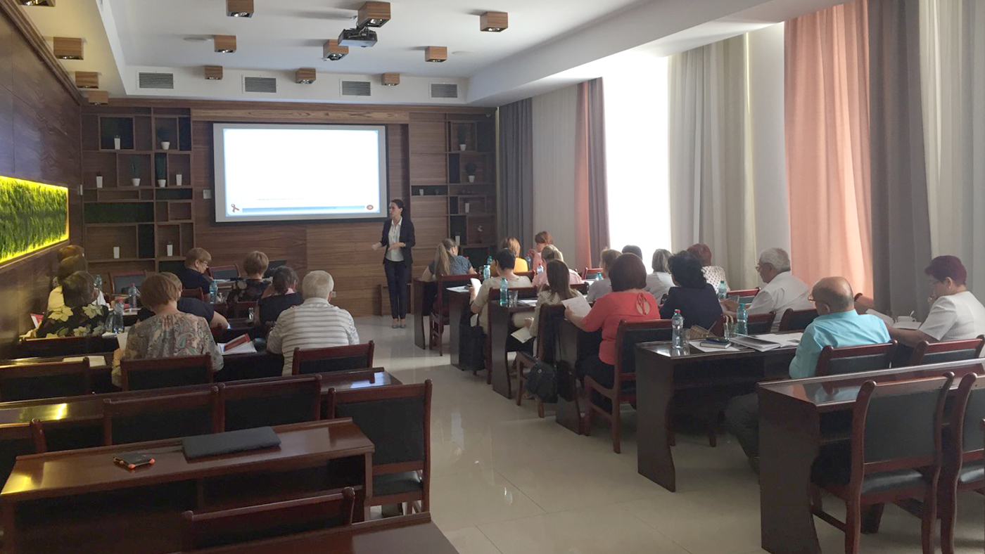 Training Workshop on the Implementation of the New National HIV Diagnostic Laboratory Guide