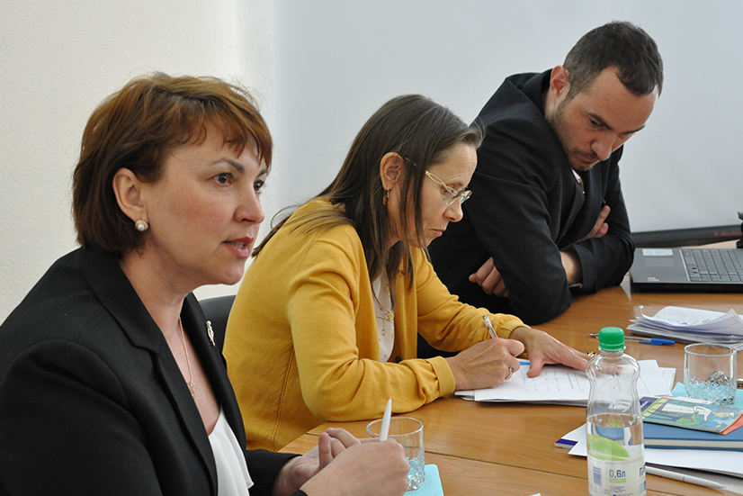 Workshop pentru autoritățile penitenciare din stânga Nistrului
